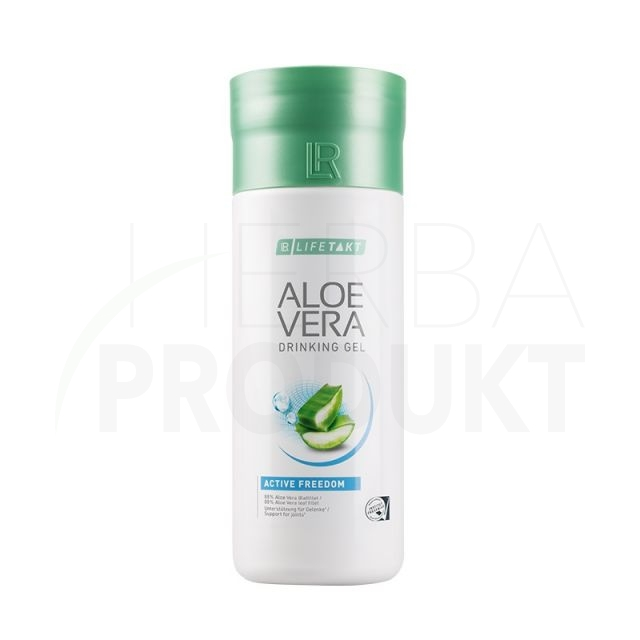 LIFETAKT Aloe Vera Drinking Gel Active Freedom 1000 ml