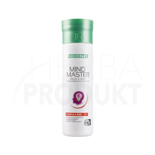 LIFETAKT Mind Master Formula Red 500 ml