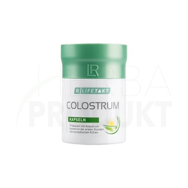 LIFETAKT Colostrum Compact 60 kapslí