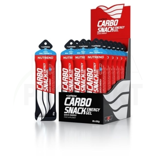 CARBOSNACK WITH CAFFEINE 50g- sáček