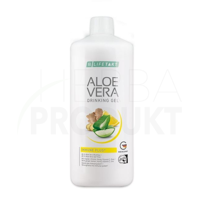 LIFETAKT Aloe Vera Drinking Gel Immune Plus 1000 ml