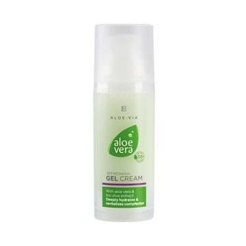 LR Health Beauty Aloe Vera Hydratační Krémový Gel 50ml