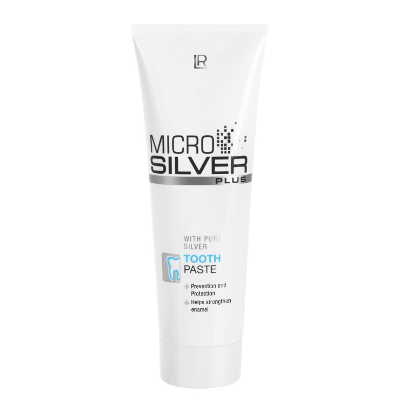 LR Health Beauty Microsilver Plus Zubní pasta 75 ml