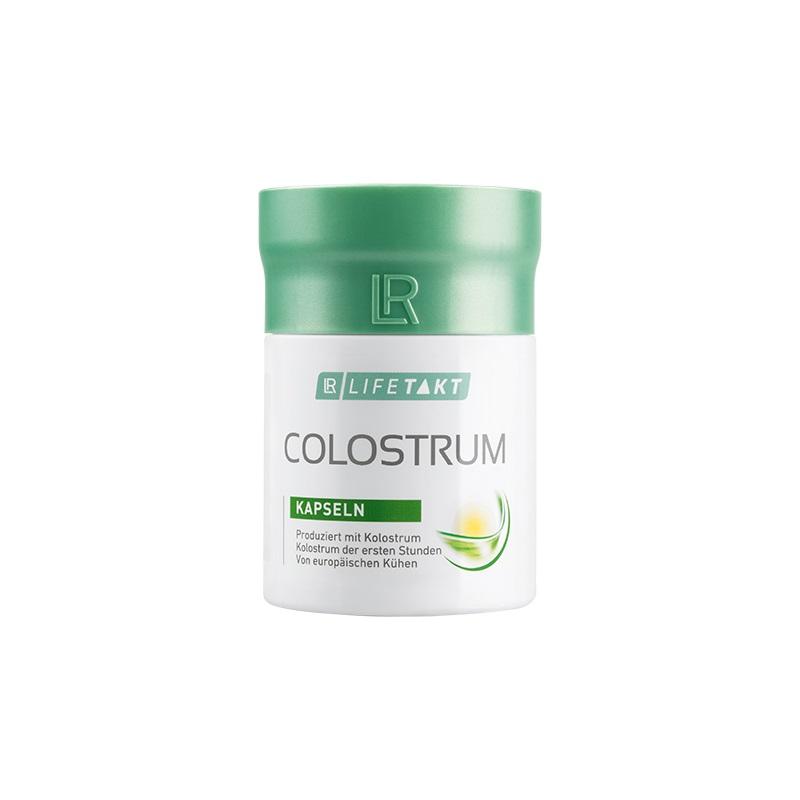 LR Health Beauty LIFETAKT Colostrum Compact 60 kapslí