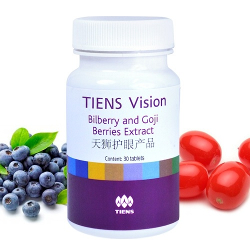Tiens Vision na oči 30 tablet