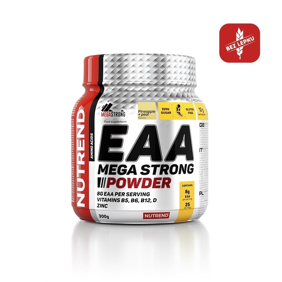 Nutrend EAA MEGA STRONG POWDER ananashruška 300g