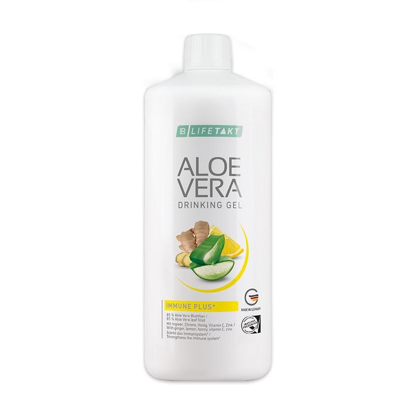 LR Health Beauty LIFETAKT Aloe Vera Drinking Gel Immune Plus 1000 ml