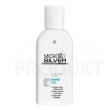 Microsilver Plus Gel na ruce 75 ml