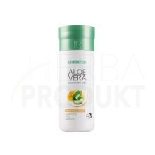 LIFETAKT Aloe Vera Drinking Gel Traditional s medem 1000 ml