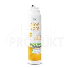 Aloe Vera Opalovací spray active SPF 30 - 125ml