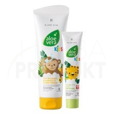 Aloe Vera Jungle Friends Série - 1x 50 ml + 1x 250 ml